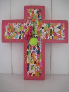 Collage Cross 2