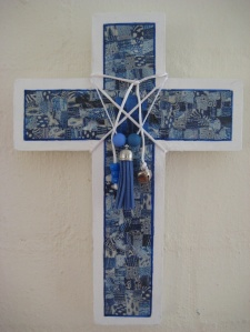 Collage Cross